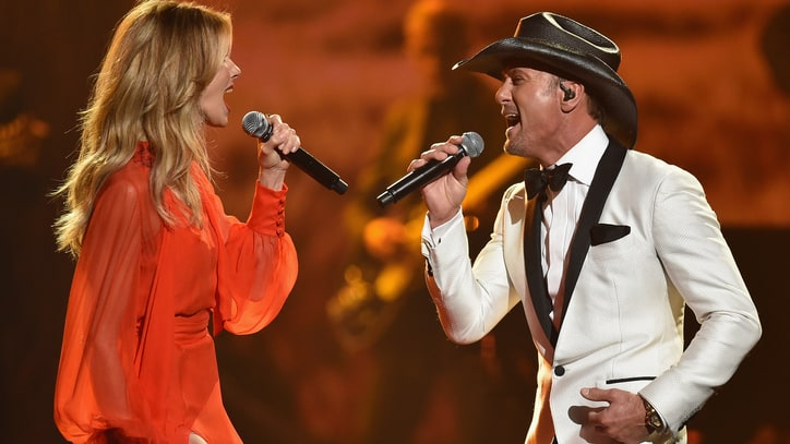 Tim McGraw, Faith Hill: U.S. Needs 'Common Sense' Gun Control Laws