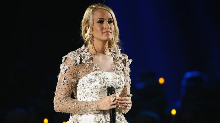 Carrie Underwood Injured in Fall, Cancels Country Rising Appearance