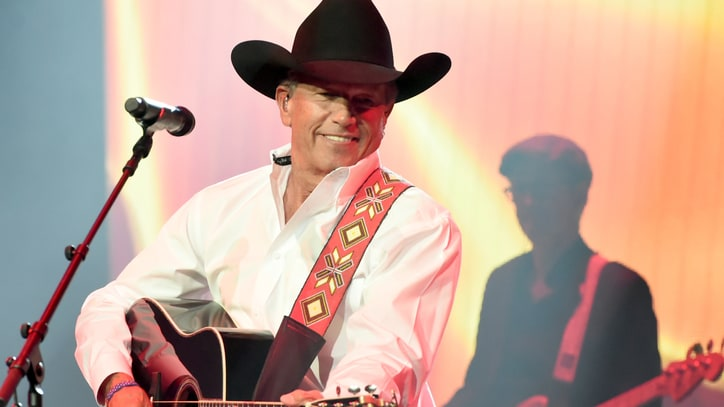 George Strait Named 'Texan of the Year'