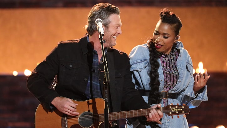 See Blake Shelton, Jennifer Hudson's Charming 'I'll Name the Dogs' on 'The Voice'