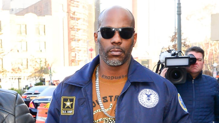 DMX Pleads Guilty to $1.7 Million Tax Fraud