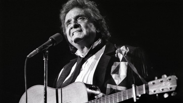 Flashback: See Johnny Cash's Electrifying Elvis Costello Cover