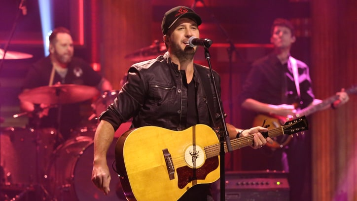 See Luke Bryan's Sincere 'Most People Are Good' on 'Ellen'