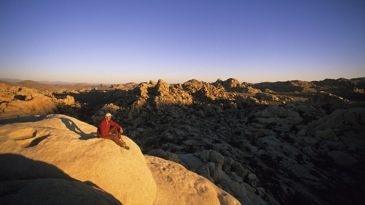 National Parks and Chill: Learning to Meditate at Joshua Tree