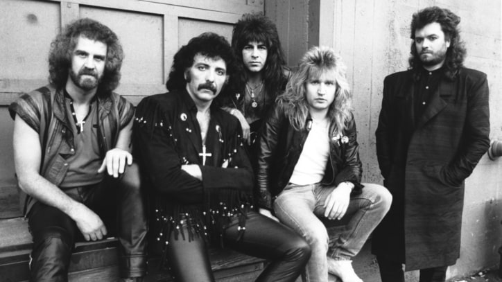 Geoff Nicholls, Black Sabbath Keyboardist, Dead at 68