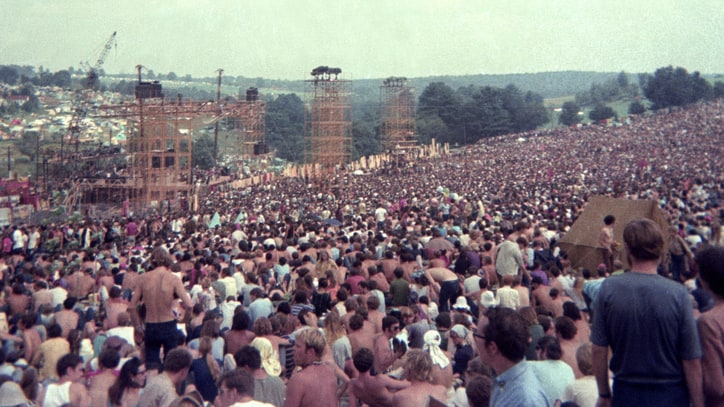Woodstock Festival Location Becomes Official Historic Site