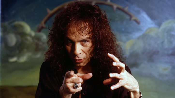 Metal Icon Ronnie James Dio Dead at 67 After Cancer Battle