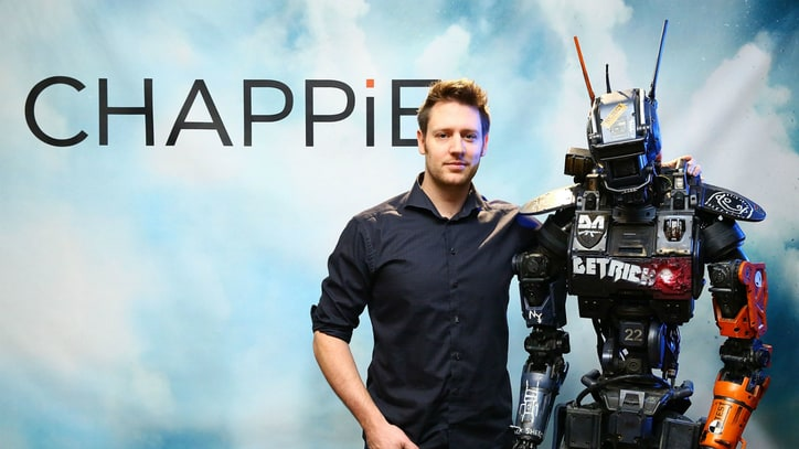 'District 9' and 'Chappie' Director Neill Blomkamp on how Steam Could Shape his Next Project