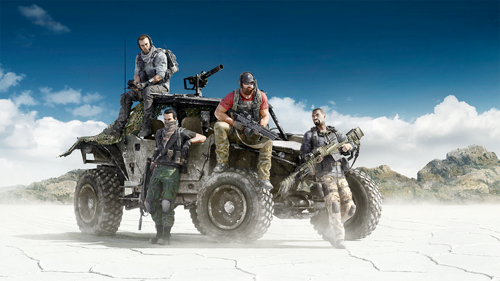 Clear and Present Bullsh*t: Why 'Ghost Recon: Wildlands' Fails