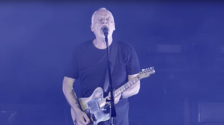 David Gilmour Teases New Album in 'Live at Pompeii' DVD Trailer