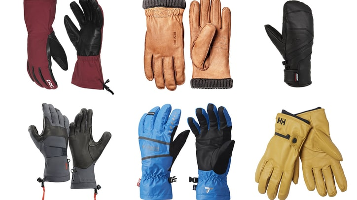 This Year's Most Hardcore Winter Gloves