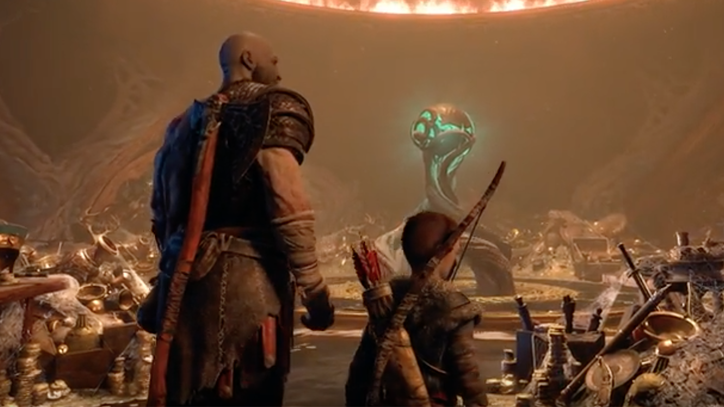 Watch Kratos be a Questionable Father in New 'God of War' Trailer