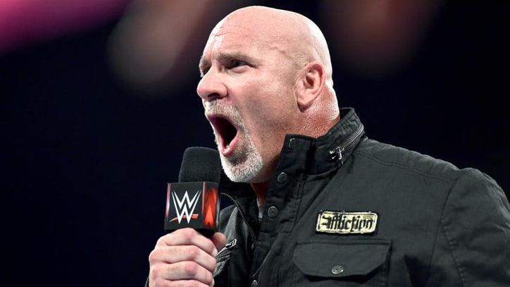 Goldberg on 'Overwhelming' WWE Survivor Series Return