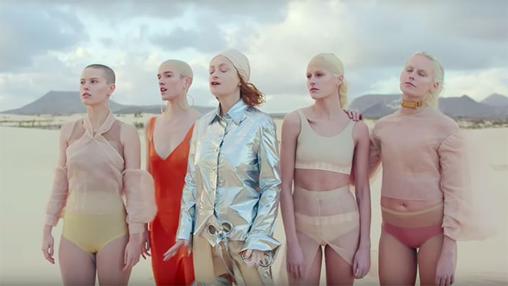 Watch Goldfrapp's Striking 'Anymore' Video