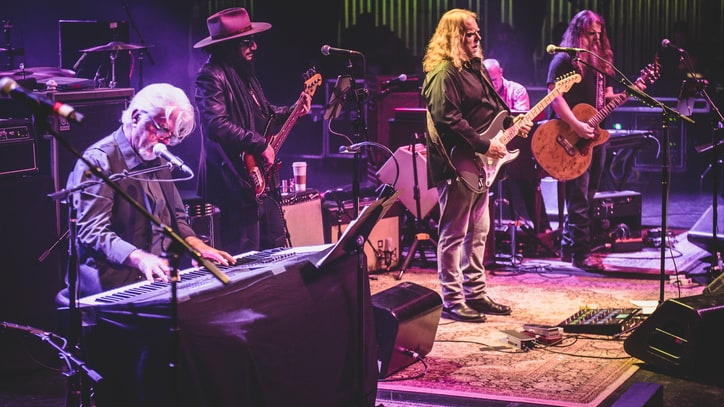 'Last Waltz' Tribute Tour to Feature Gov't Mule's Warren Haynes, Don Was