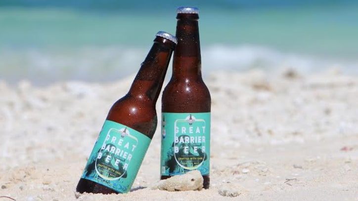Drink Up! A Beer that Benefits the Great Barrier Reef