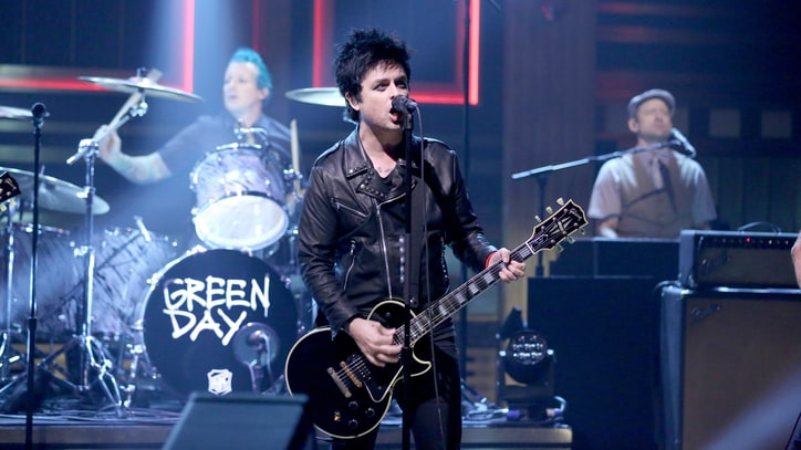 Watch Green Day Perform Visceral New Song 'Bang Bang' on 'Fallon'