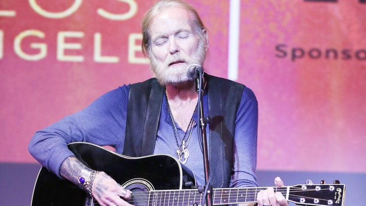Gregg Allman Plots Winter Tour After Health Scare