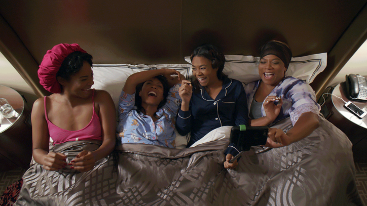 'Girls Trip' Review: Comedy About Four Besties in NOLA Hits All the Right Notes