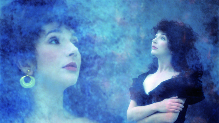 Kate Bush: See Stunning Eighties and Nineties Photos From New Book