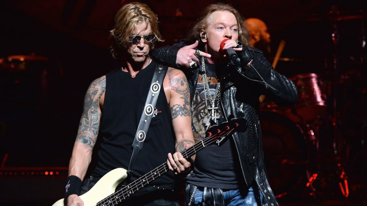 Watch Guns N' Roses Celebrate 'Appetite' Anniversary at Intimate NYC Show