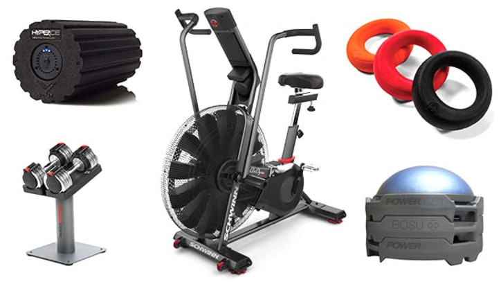 Home Gym Upgrade: 9 New Things You Need