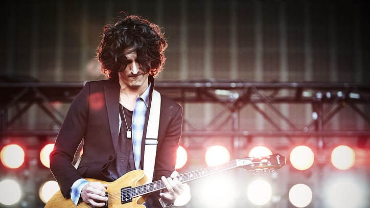 Nick Valensi on New Side Project, State of the Strokes