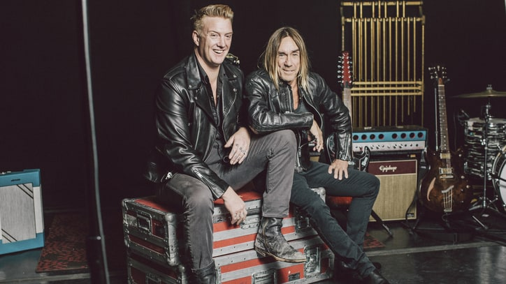 Watch Josh Homme Gush About Producing Iggy Pop in New Doc Trailer