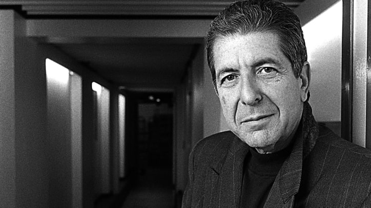 Leonard Cohen at Home in 1992: Singer-Songwriter on Pop Success, New Love