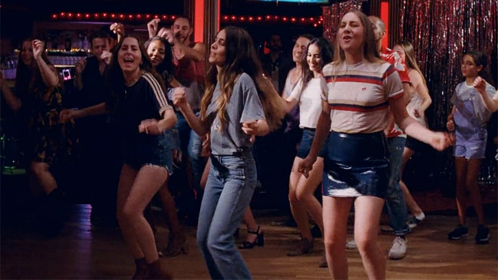 Watch Haim Lead Exuberant Dance in 'Little of Your Love' Video