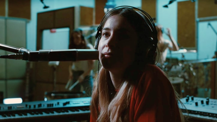 Watch Haim's Paul Thomas Anderson-Directed Short Film, 'Valentine'