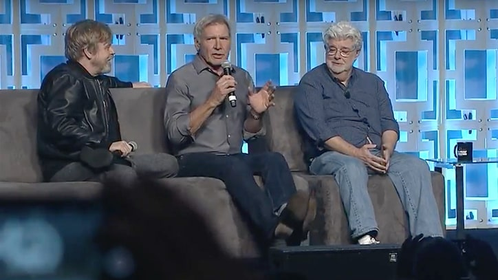 Watch Harrison Ford, George Lucas Discuss Pre-'Star Wars' History