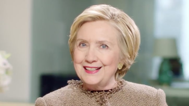 Hillary Clinton in New Video Statement: 'The Future Is Female'