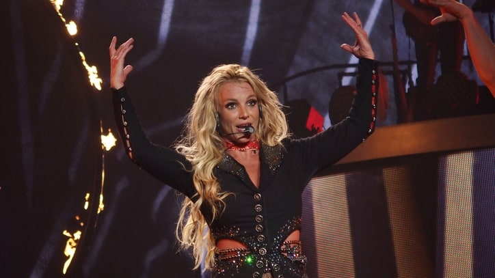 Hear Britney Spears' Bubbly, Synth-Saturated Song 'Clumsy'