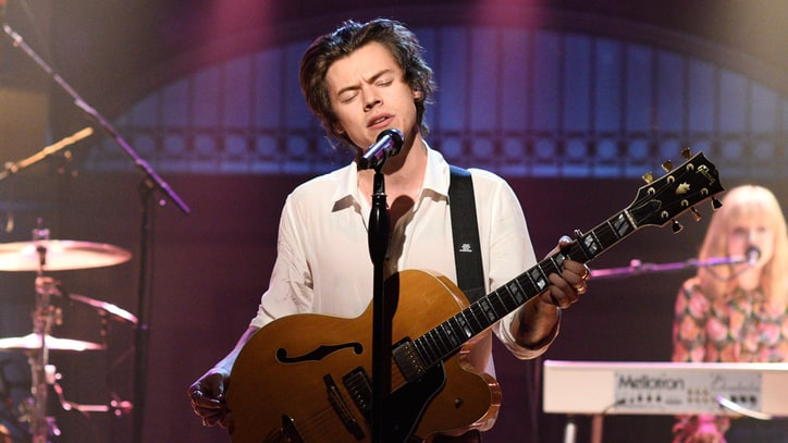 Hear Harry Styles' Sweeping New Folk Song 'Sweet Creature'