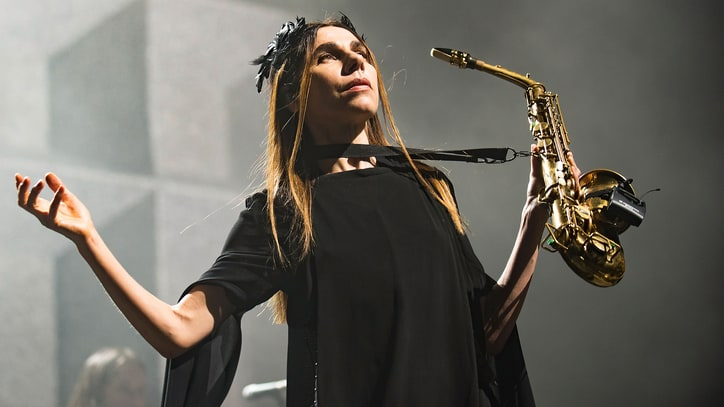 Hear PJ Harvey on War Horrors in Raw New Song 'I'll Be Waiting'