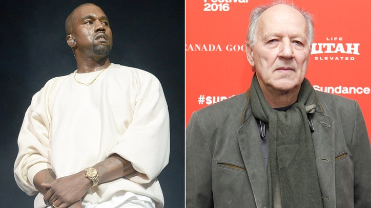 Hear Werner Herzog Analyze Kanye West's 'Famous' Video