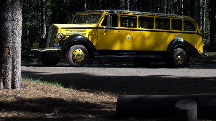 The Story Behind White Motor Company Model 706, the First National Park Bus