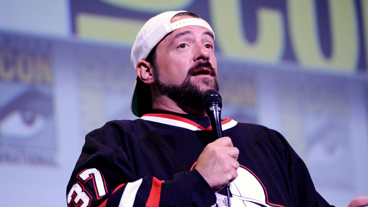 Kevin Smith Talks 'Call of Duty' DLC and Why He's Not Writing For Games