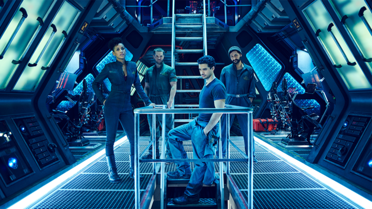 'The Expanse' Author Originally Wrote Syfy TV Show as Video Game