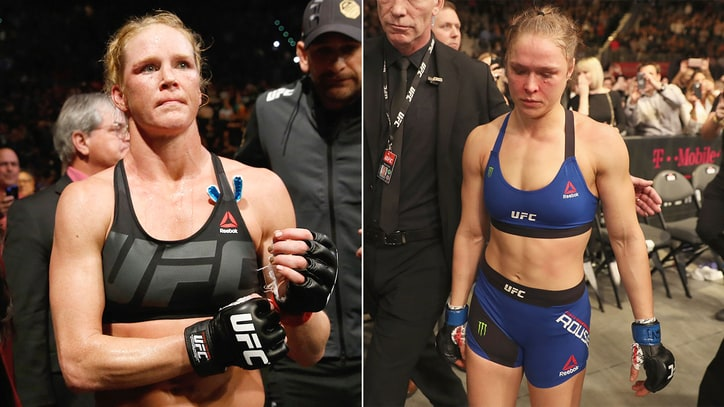 Holly Holm: Ronda Rousey Can Come Back From Knockout Losses