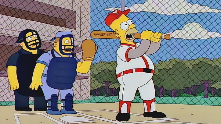 Homer Simpson to be 'Inducted' Into Baseball Hall of Fame