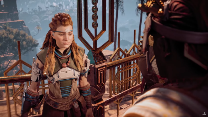 See More 'Horizon Zero Dawn' Story in new Trailer