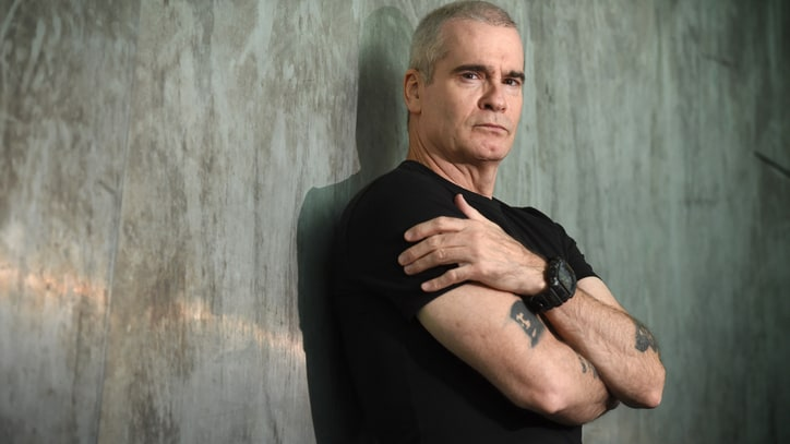 How Henry Rollins Became a Drug-Free Pot Advocate