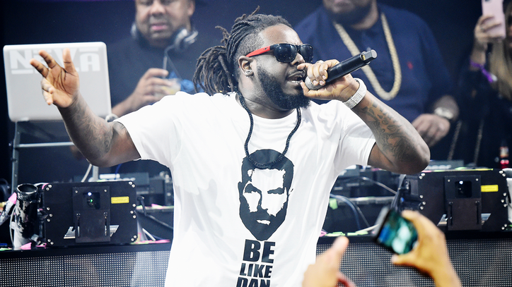 Rapper T-Pain on Why Games Play a Crucial Role in His Work, Family