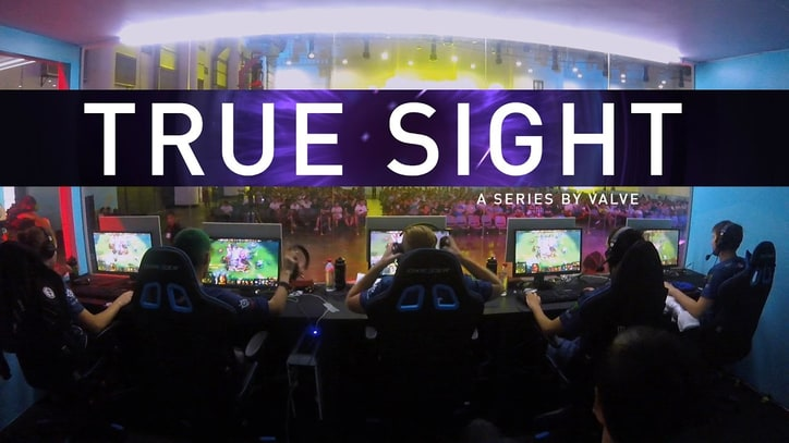 'Dota 2' Show 'True Sight' Exposes the Friction Between Truth and Storytelling