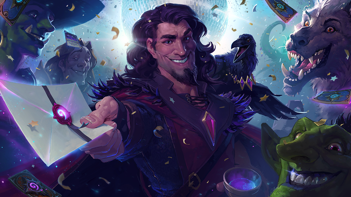 'One Night in Karazhan': Inside New 'Hearthstone' Adventure