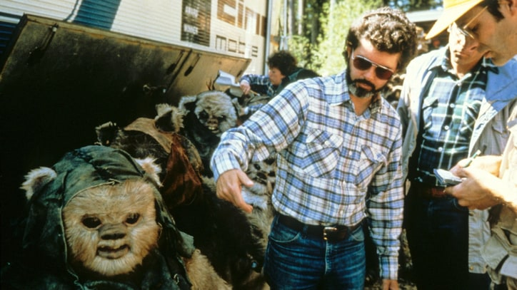 George Lucas Wants to Play Guitar as 'Star Wars' Takes a Vacation