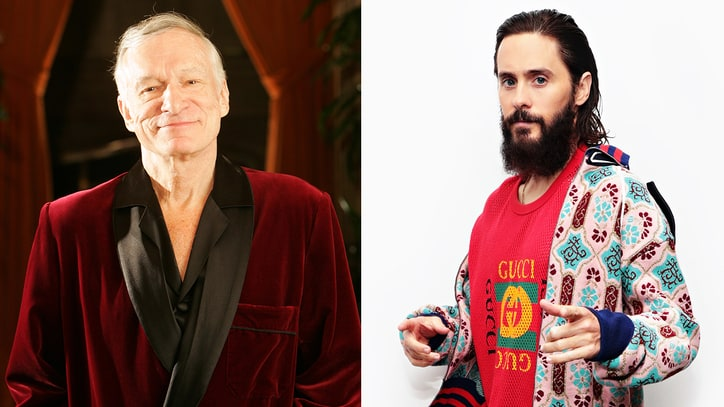 Jared Leto to Play Hugh Hefner in Biopic
