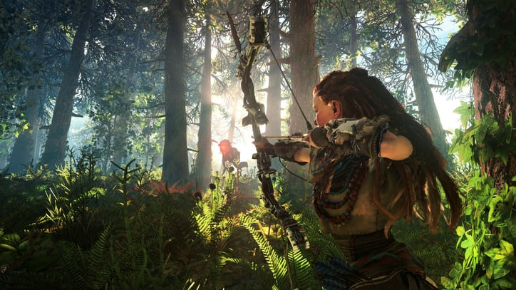 Watch the Stunning 'Horizon Zero Dawn' Launch Trailer